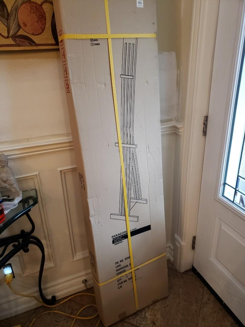 Solid Wood Floor Easel (Never Used)