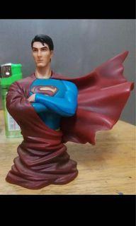 Super man 超人 盒蛋figure 手辦