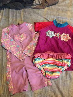 Swimsuit Set (1-3 YO)