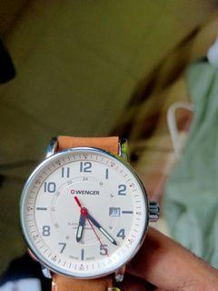 Wenger quartz watch(sport dynamic attitude)