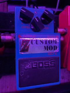Z custom mod -boss bd2改機
