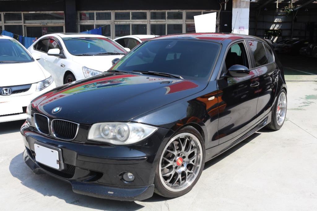2005 BMW 120i 🔥雙證件到店即可辦理貸款🔥