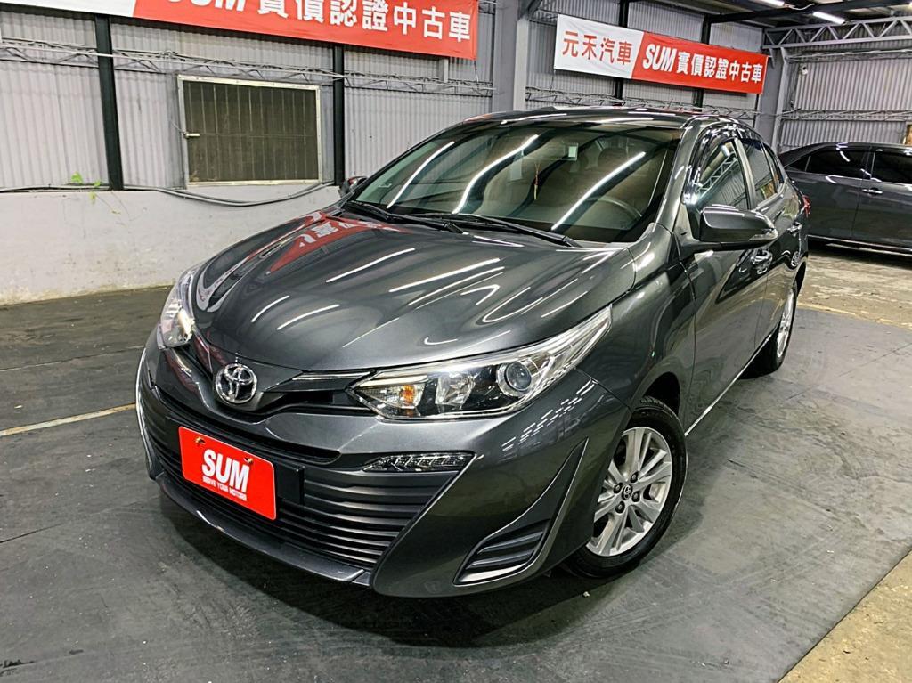 2018年 最新款Toyota Vios 1.5