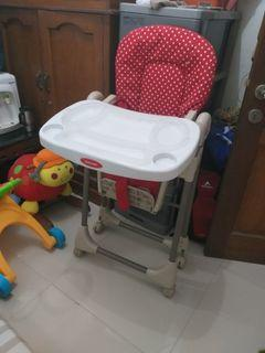 BabyDoes High Chair