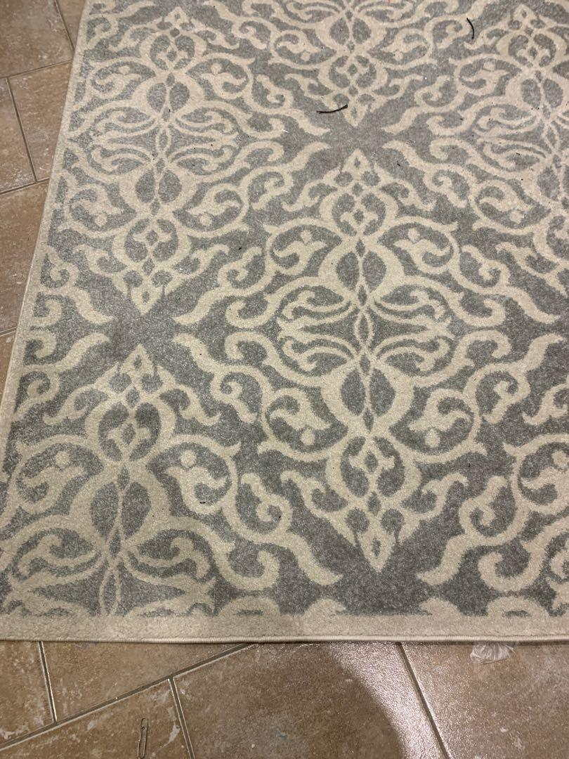 Bodrum 4x6 Carpets. Two of them