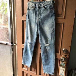 Brandnew H&M MoM Jeans