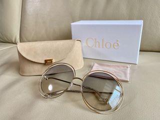 全新Chloe墨鏡