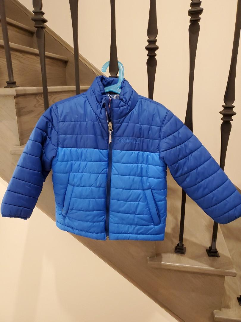 Columbia Fall/ Winter Jacket Size 5