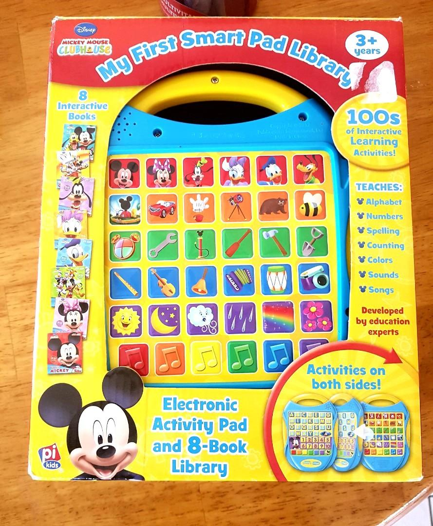Disney My First Smart Pad Library