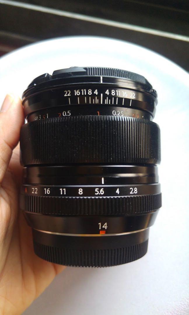 FujiFilm XF14mm 2.8 鏡頭