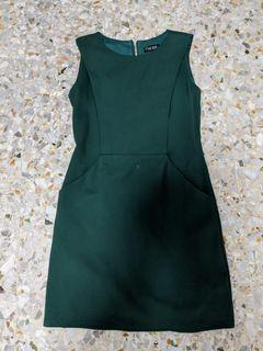 Green dress from MOSS (SIZE M) [excellent condition]
