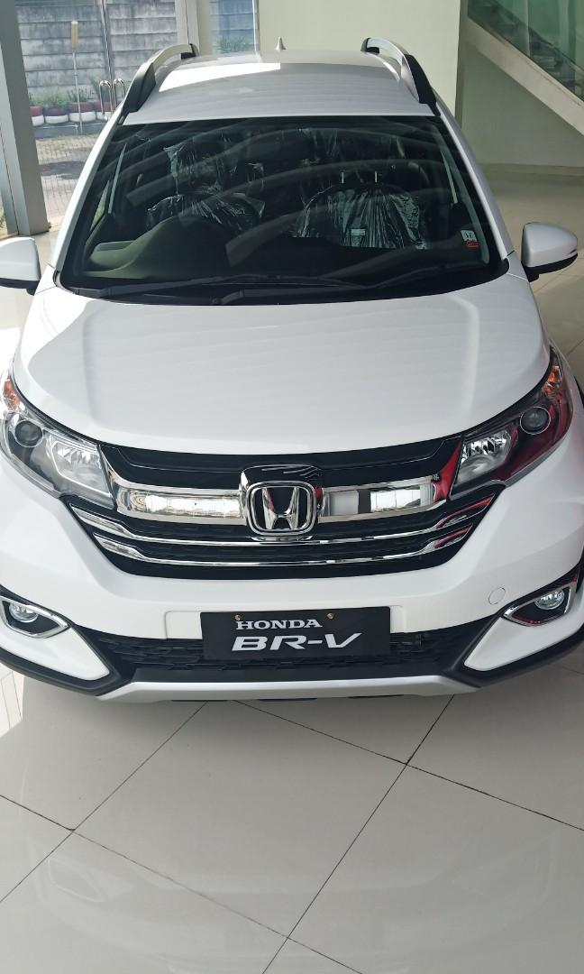 Honda BRV E Cvt.. Gratis ganti oli 4thn/50.000km