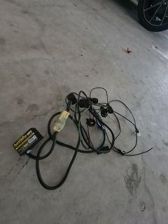 Honda Cbr600rr Footrest & Quickshifter