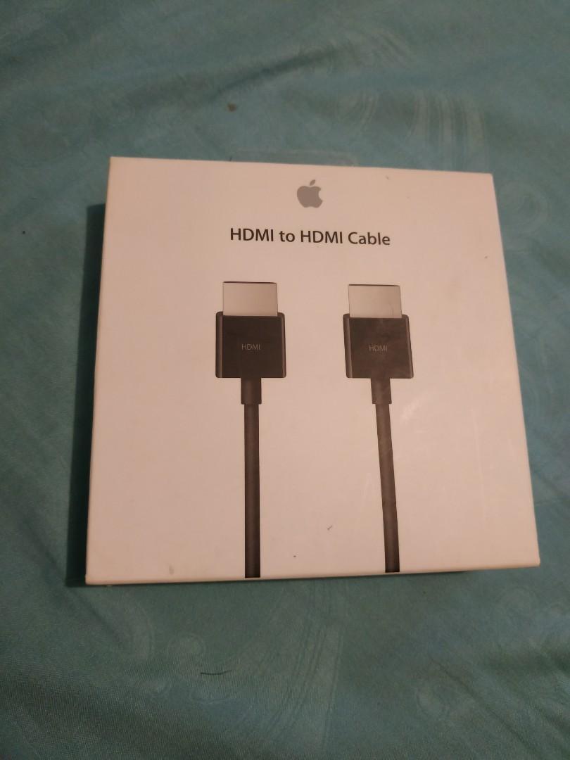 Kabel apple hdmi to hdmi original