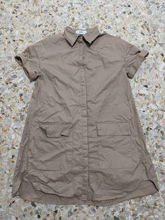 LOVE BONITO Brown Dress (UK8/US4)