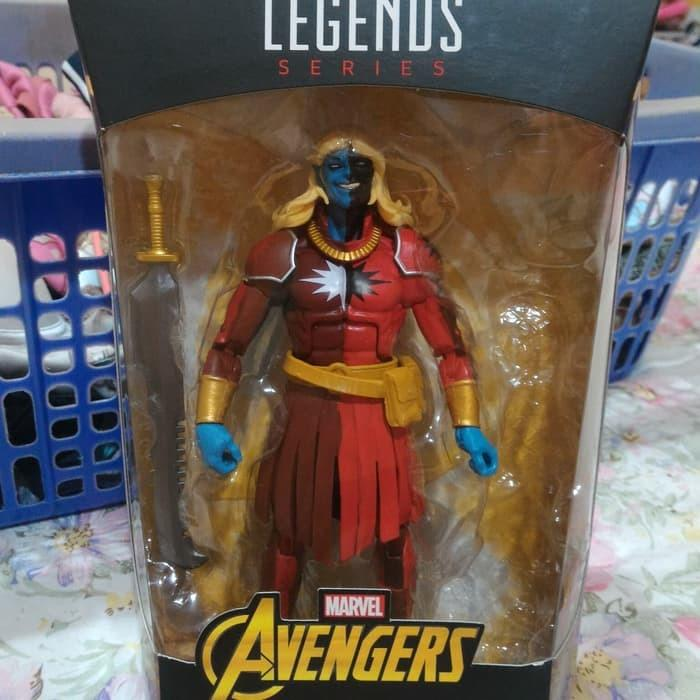 Marvel legends - Maleikith - Hasbro