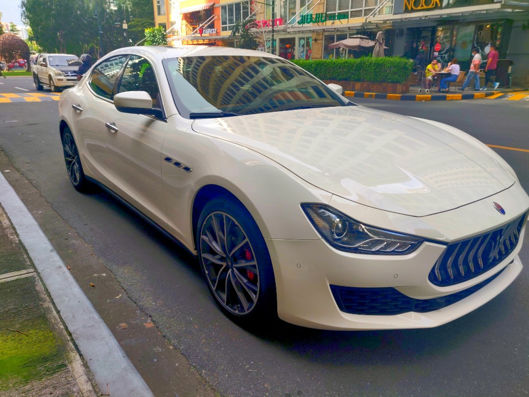 Maserati Ghibli 350hp Brand New Rush Negotiable Makati Luxury Rolex Yacht Taguig Trade Ok Auto Cars For Sale New Cars On Carousell