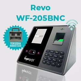mesin absensi Revo WF-205 BNC + Rubber cover
