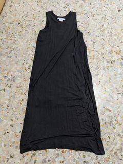 m)phosis / miphosis Black Sleeveless Dress (size M)