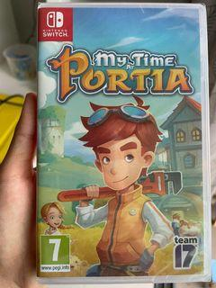 My Time at Portia for Nintendo Switch Brand New