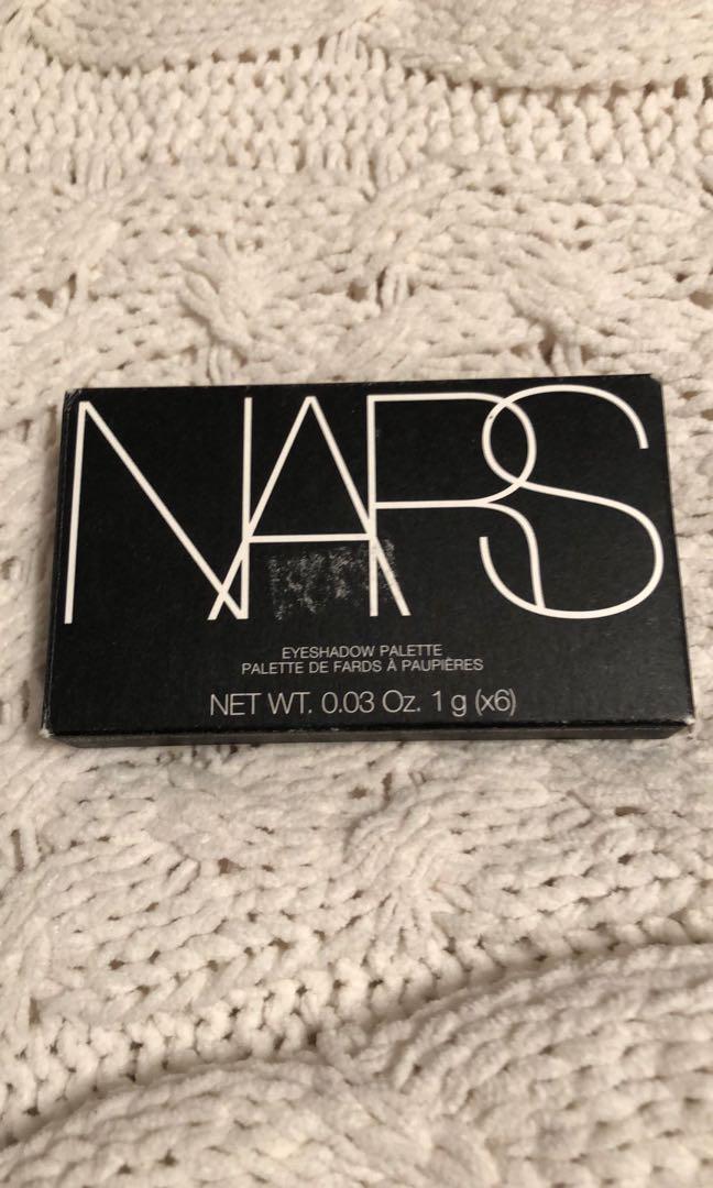 Nars eyeshadow palette BNIB