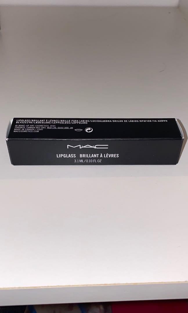 NEW | MAC Lipglass