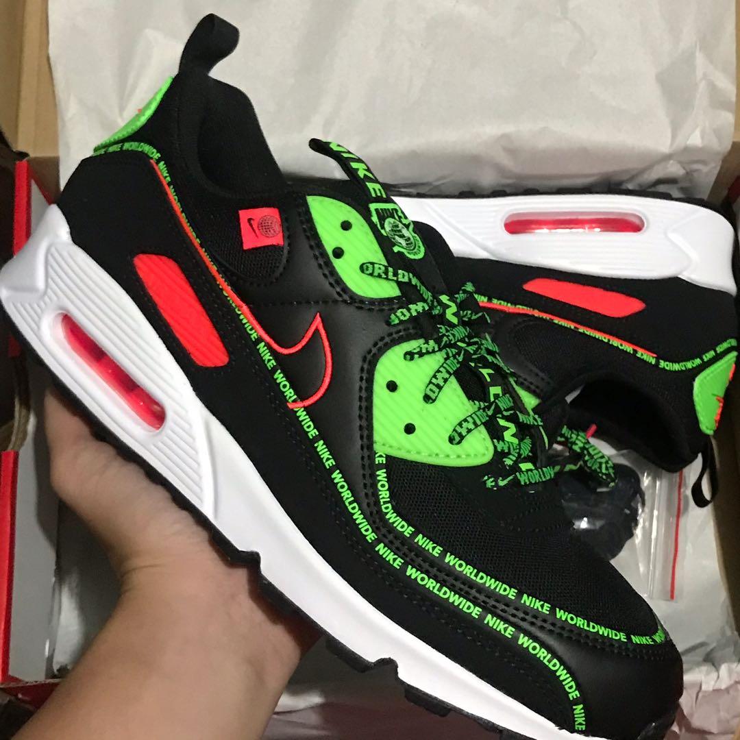Nike Air Max 90 Worldwide size 11, Men's Fashion, Footwear ...