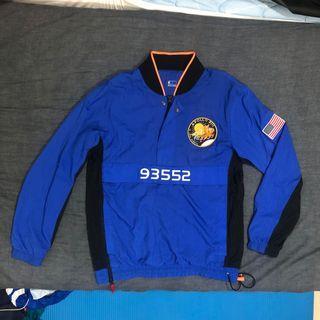 Nike PG x NASA 衝鋒衣 M