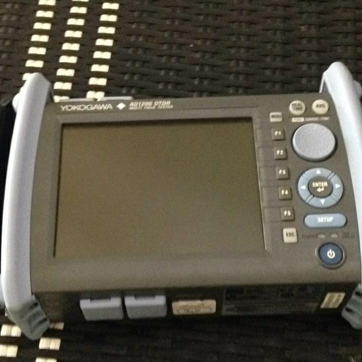 OTDR Fiber Optic Yokogawa AQ1200A (Original)