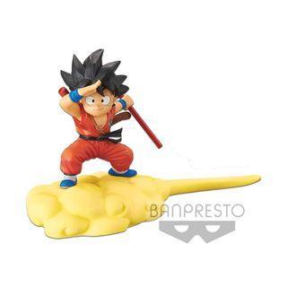 Pre-Order for Dragonball Goku & Flying Nimbus Figure Ver A