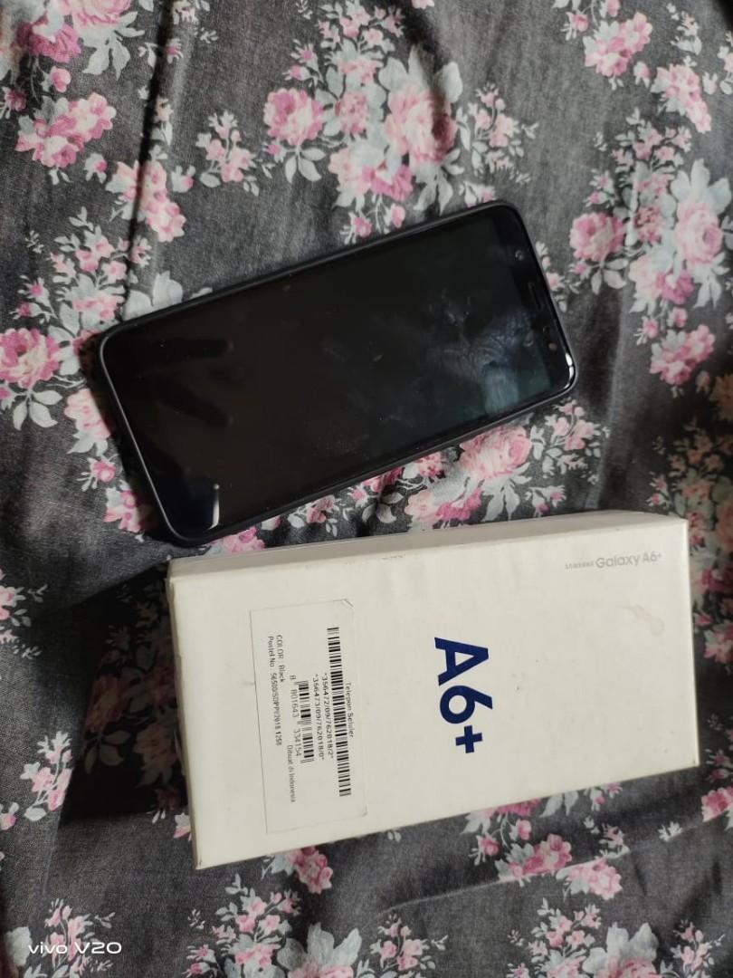 Samsung A6 plus (4/32gb)