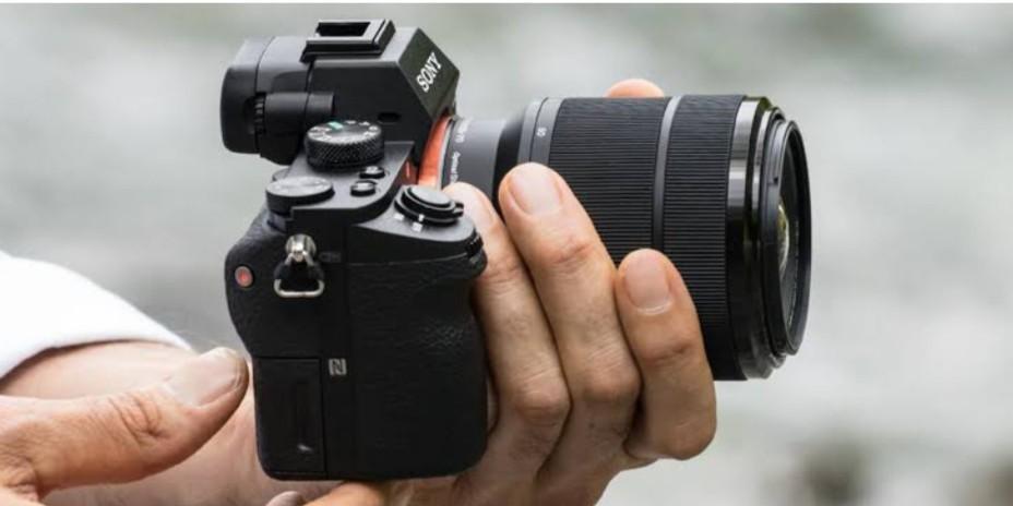 Sony A7 II + 28-70mm F.18 Kredit Kamera