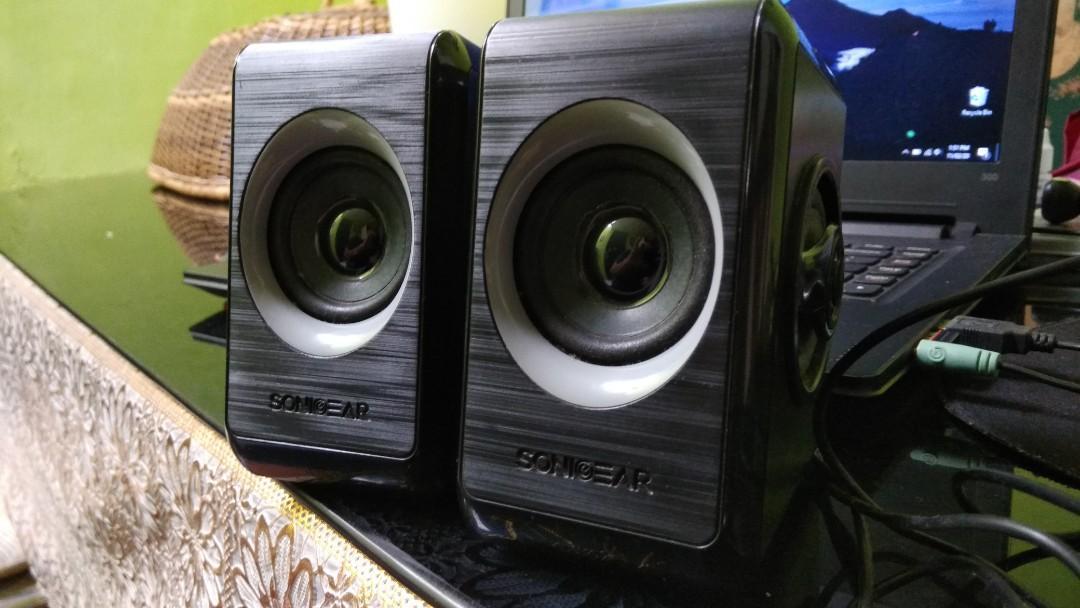 Speaker SonicGear Quatro 2 (SECOND)
