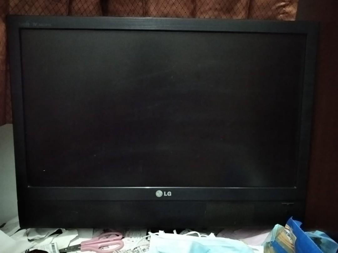 TV LG 21 inch