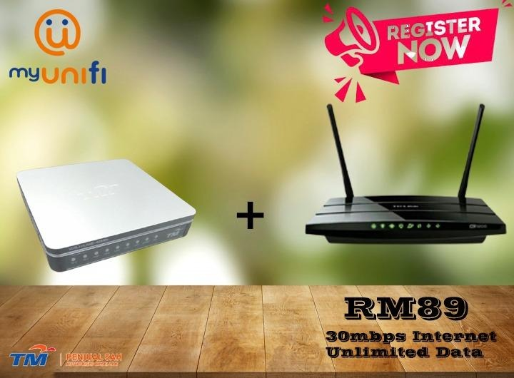 Unifi Home Fibre Electronics Others On Carousell