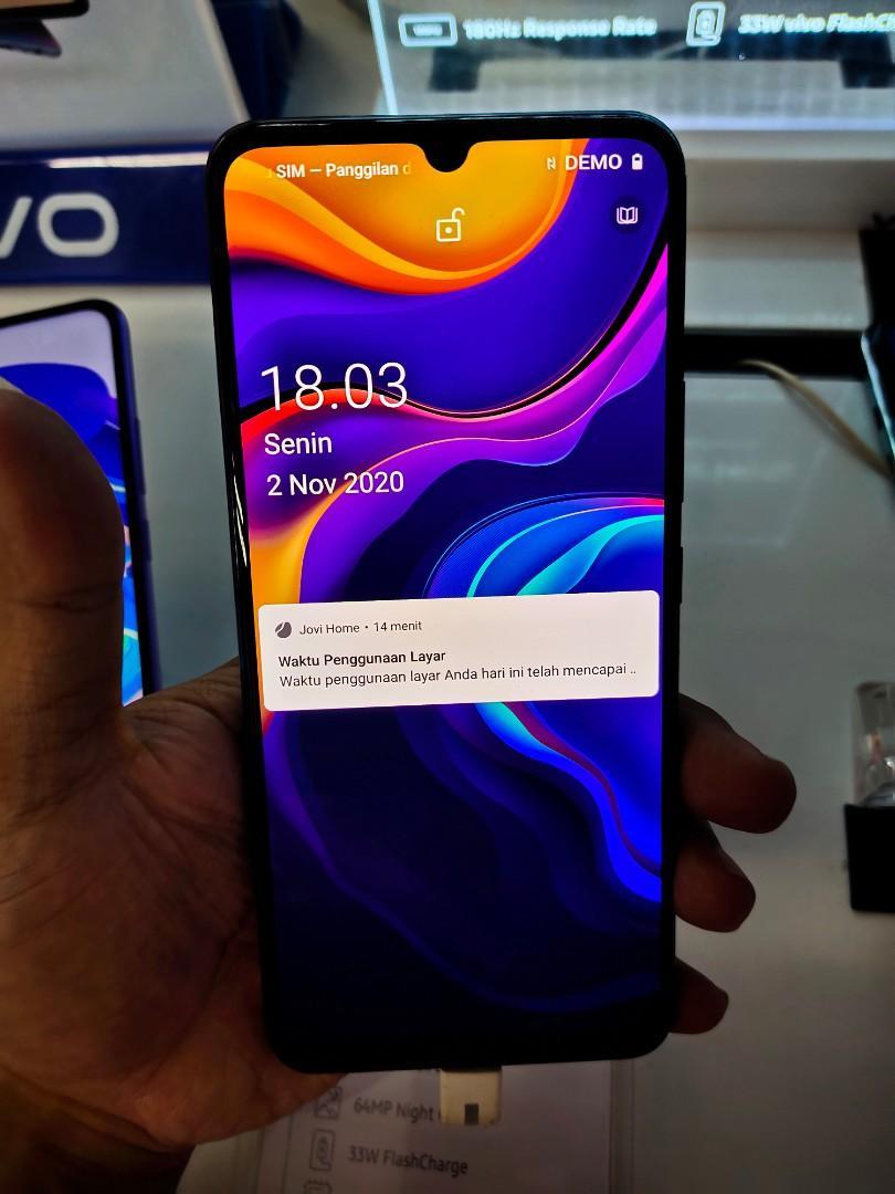 VIVO V20 8GB NFC BISA KREDIT TANPA CC HOMECREDIT INDONESIA 3 MENIT CAIR