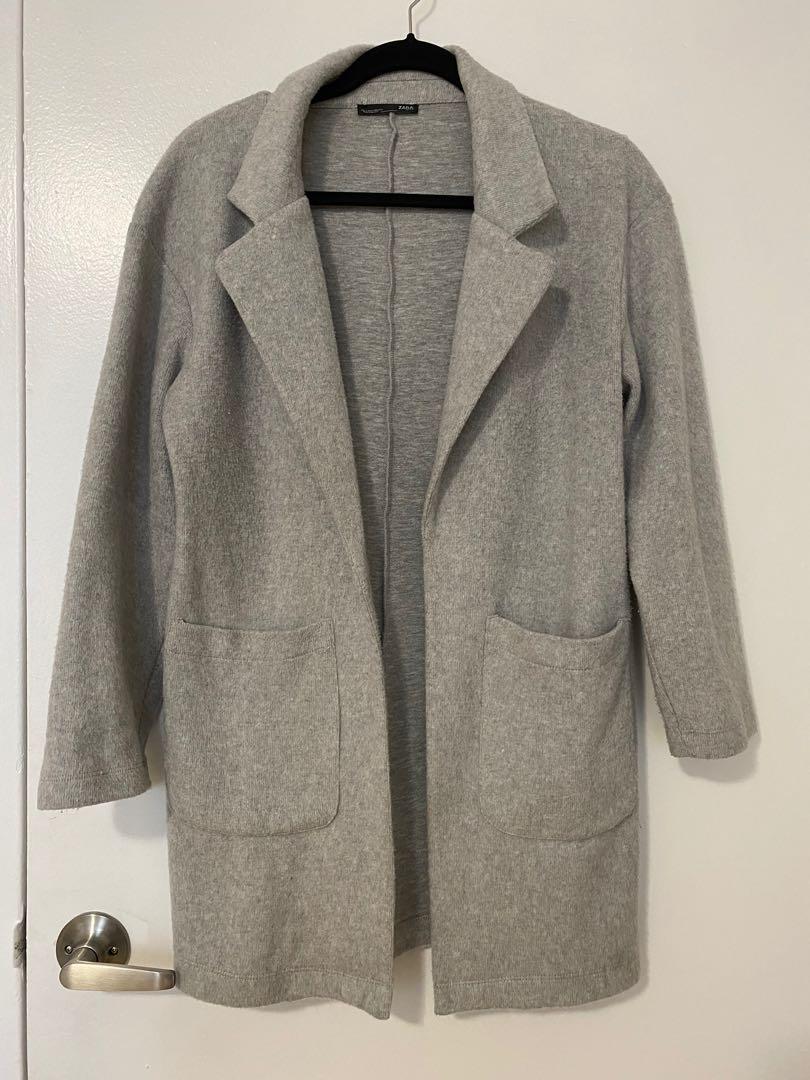 Zara Women's Blazer Style Coat - Size Small