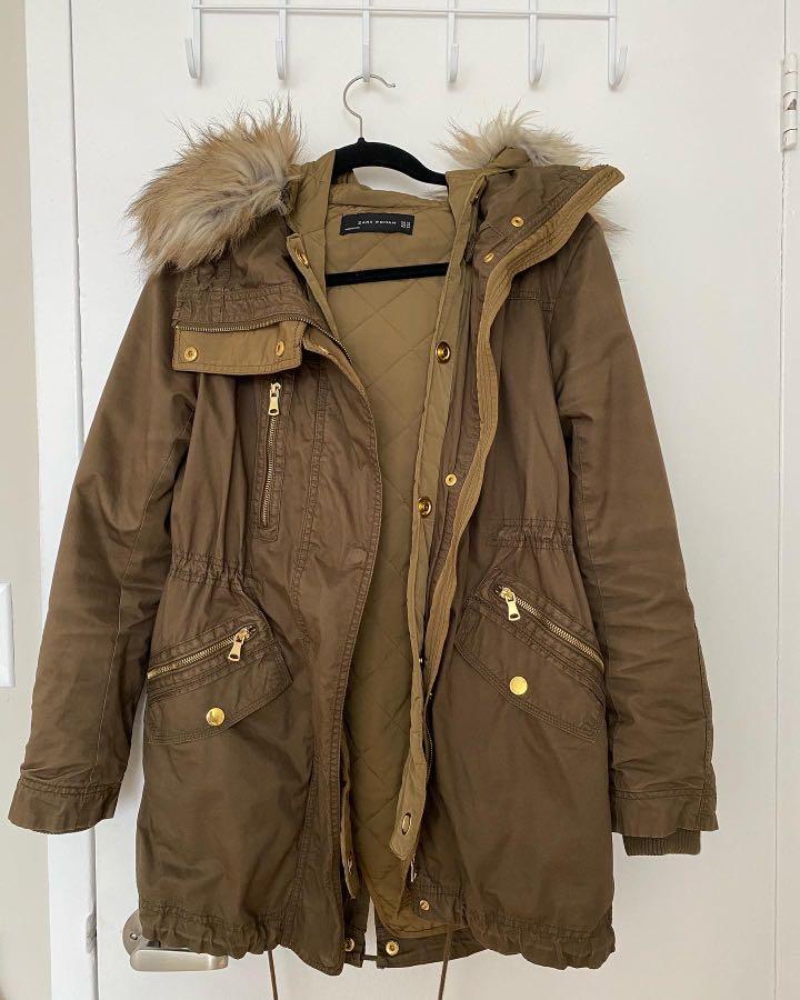 Zara Women's Fall Coat - XS
