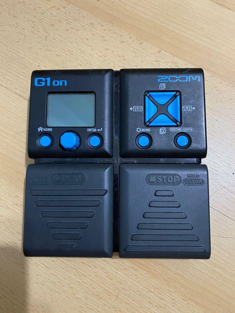 ZOOM G1on附變壓器