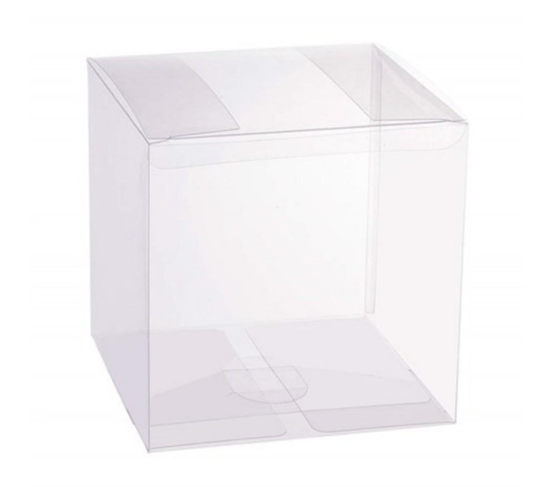Brand New Clear Treat Boxes
