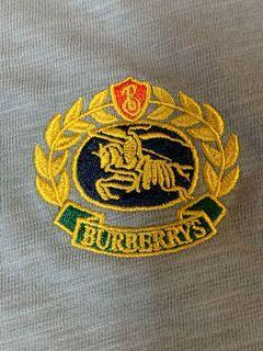 BURBERRY 長袖丅恤