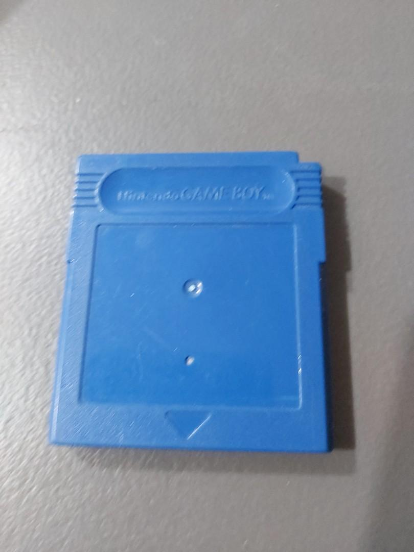 Gameboy color pokemon blue