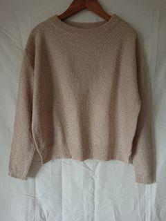 GU 毛衣 上衣