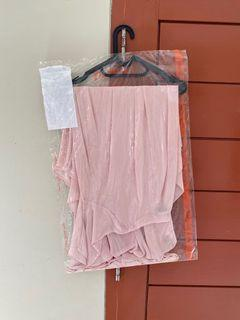 Pink outer (hijab friendly)