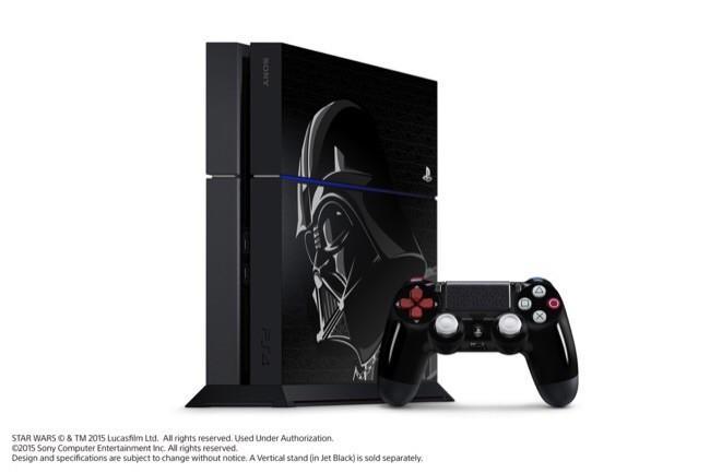 代售*PS4 黑武士版 500G