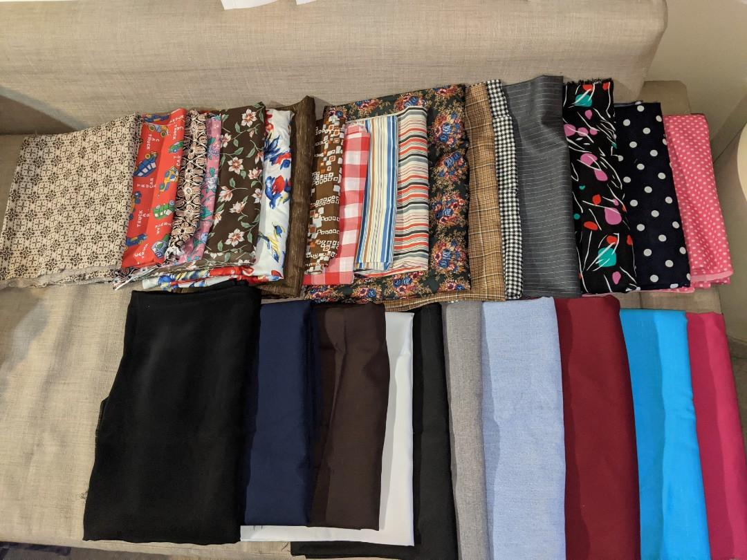 Retro/vintage fabrics