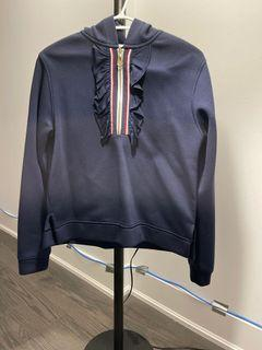 Sandro blue sweater