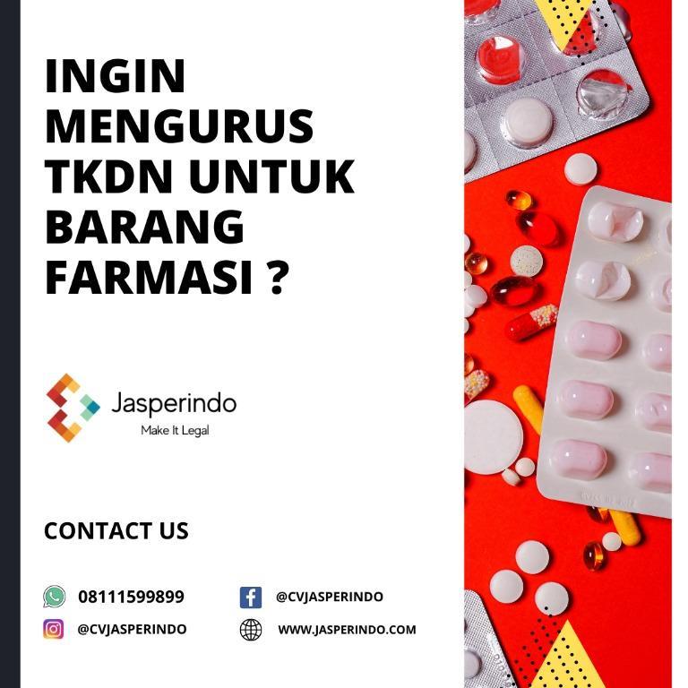 TKDN FARMASI JAKARTA