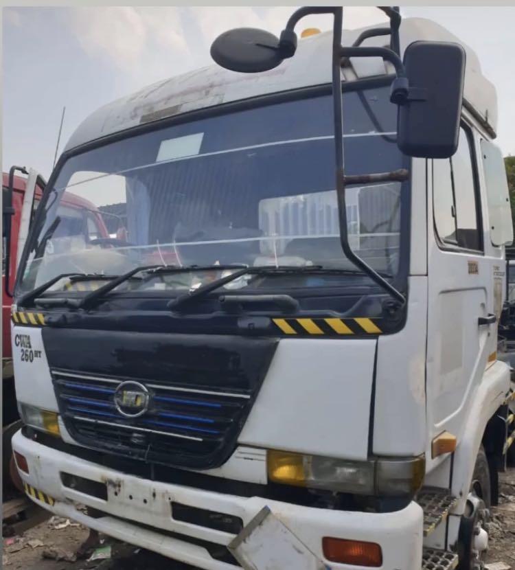 Truck 2012 6x4