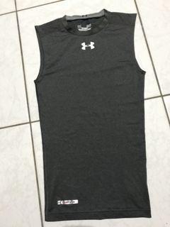 UA 背心 束衣 運動緊身衣
